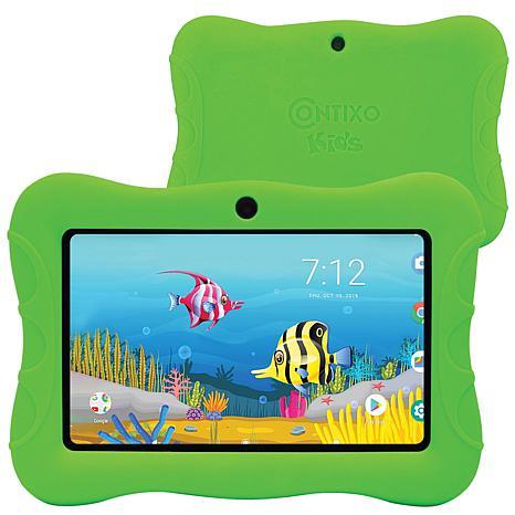 """Contixo 7"""" K3-V83 Kid's Tablet - Green"""