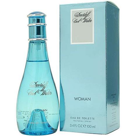 371f2b317926 Cool Water by Davidoff EDT Spray 3.4 oz for Women - 3246438