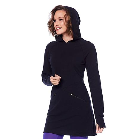 Copper Fit™ Hooded Tunic with Pockets