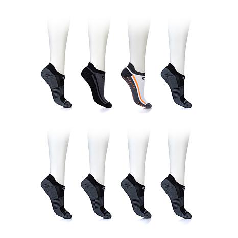 Copper Fit™ Performance Sock 6 Pair Sport and 2 Pair
