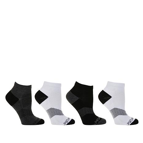 Copper Life 4-pack Women's Ankle Compression Socks