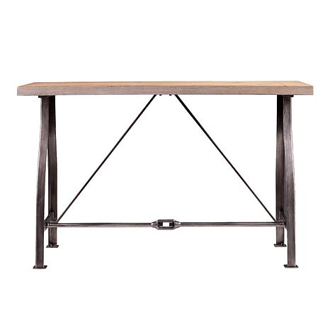 ... Coulson Industrial Console Table ...
