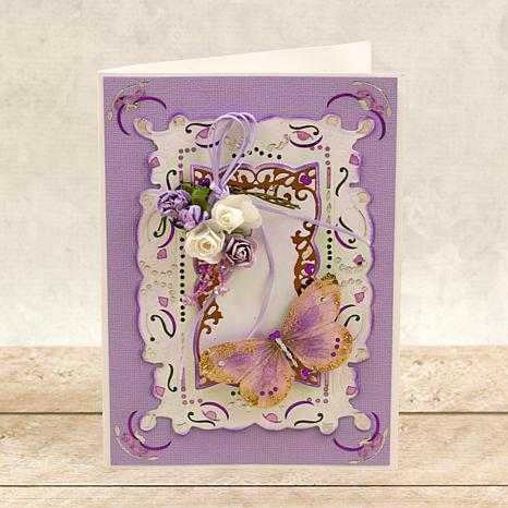 exclusive! Couture Creations Flower Card Making Kit
