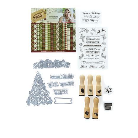 Crafter's Companion A Winter's Tale Small Bundle
