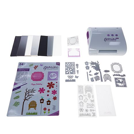 Crafter's Companion Gemini Go with Mini Crafting Bundle