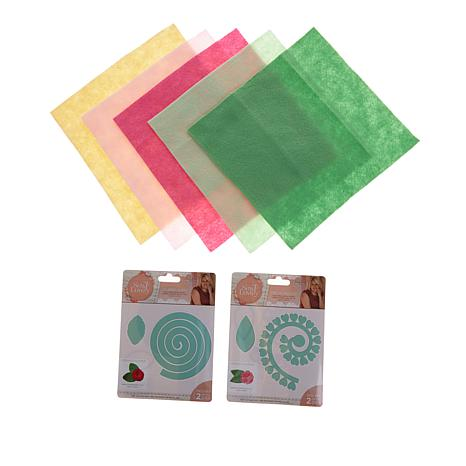 Crafter's Companion Sew Lovely Flower Making Bundle