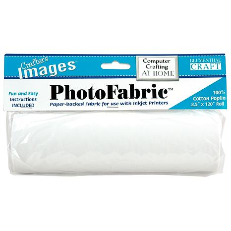 Crafter's Images PhotoFabric 100% Cotton Poplin