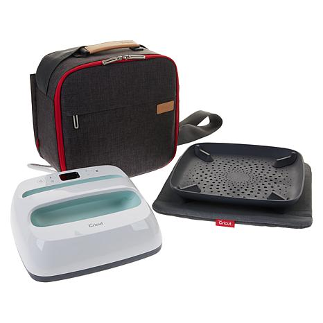 Cricut® EasyPress™ Travel Bundle with Mat and Tote