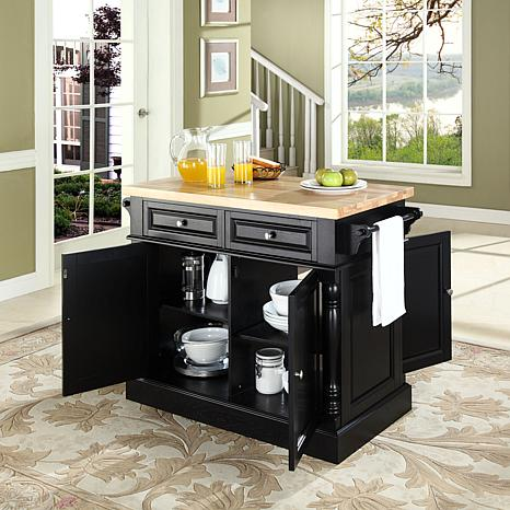kitchen island butcher block tops butcher block top kitchen island 10069256 hsn 24746