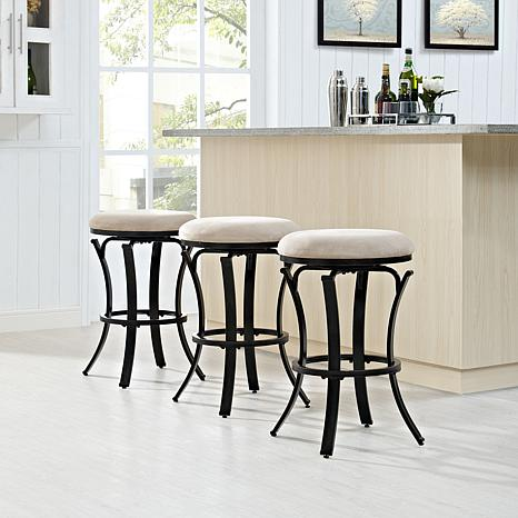 Outstanding Crosley Furniture Hedley Swivel Counter Stool Black Gold Tan Cushion Unemploymentrelief Wooden Chair Designs For Living Room Unemploymentrelieforg