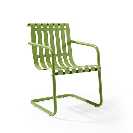 Crosley Gracie 3-piece Seating Set - Oasis Green