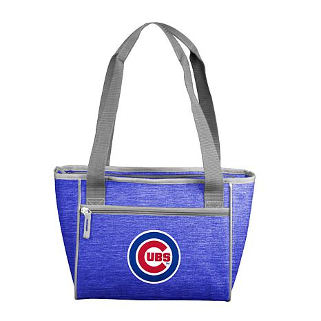 Crosshatch 16-Can Cooler Tote - Chicago Cubs
