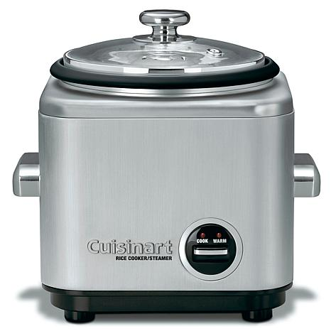 Cuisinart 2-in-1 Rice Cooker and Steamer