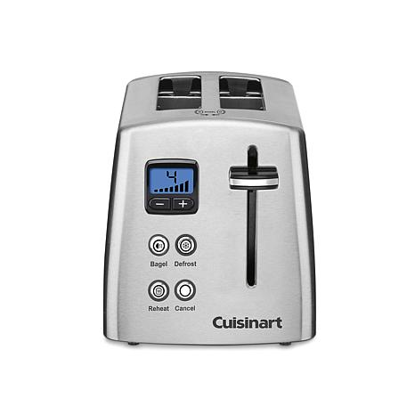 Cuisinart 2-Slice Countdown Compact Toaster