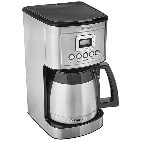 Cuisinart Dcc 3400 12 Cup Programmable Thermal Coffeemaker