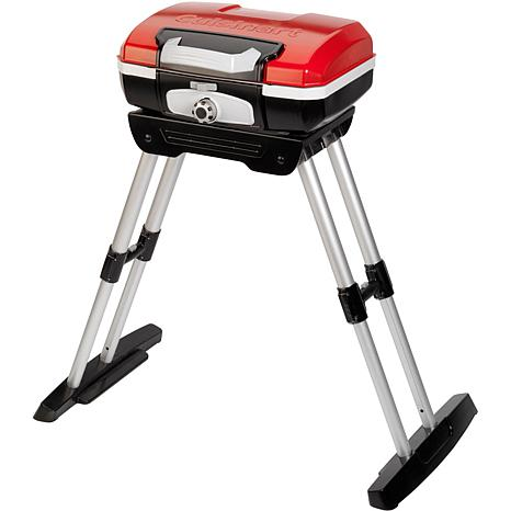 Cuisinart Petit Gourmet Gas Grill with Versa Stand