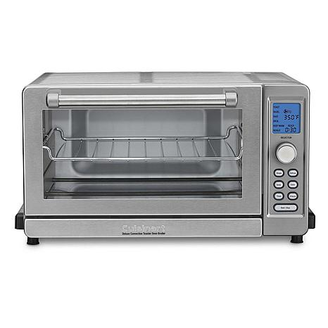 Cuisinart TOB-135WN Deluxe Convection Toaster Oven Broiler