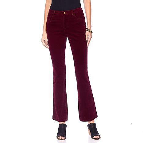 Curations Corduroy Bootcut Pant