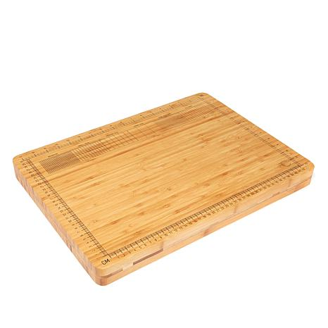 Curtis Stone Bamboo Chef's Cutting Board