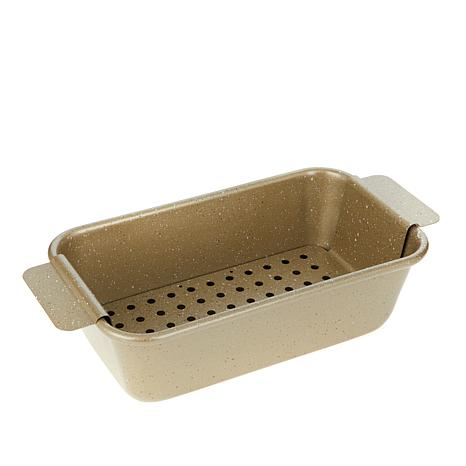 Curtis Stone Dura Bake 174 Loaf Pan With Insert 8498160 Hsn