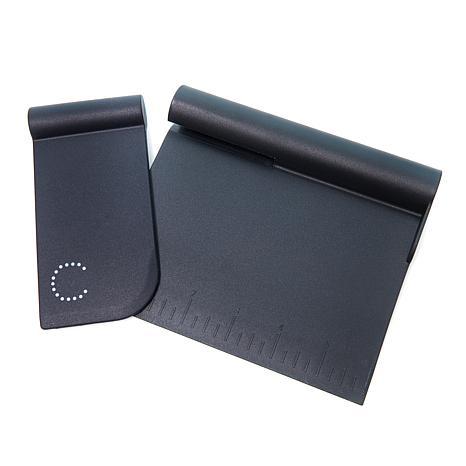 Curtis Stone Multipurpose Cutter and Bowl Scraper