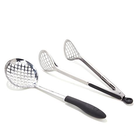 Food Network Stainless Steel Kitchen Tools