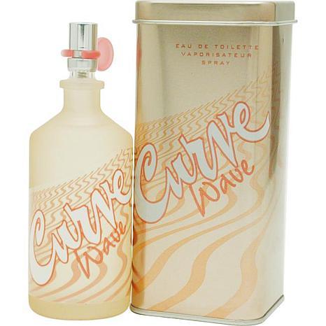 Curve Wave - Eau De Toilette Spray 3.4 Oz