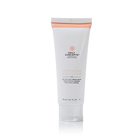 Daily Concepts Exfoliating Body Scrub