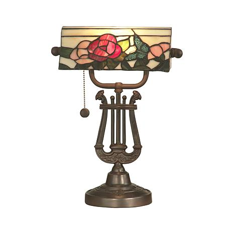 Dale Tiffany Broadview Bank Accent Lamp