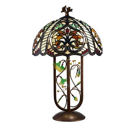 Dale Tiffany Riza Tiffany Style Table Lamp