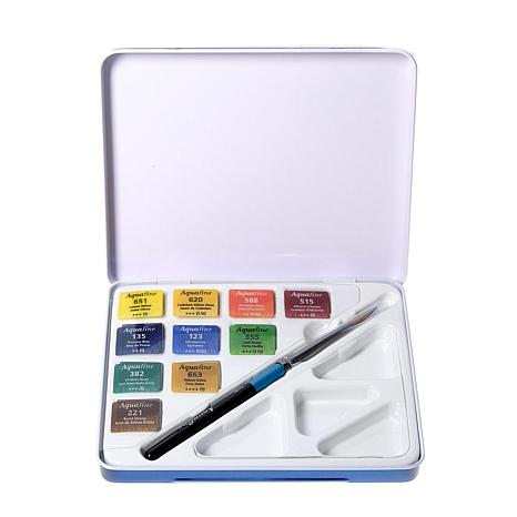 Daler-Rowney Aquafine Box Set - Set of 10