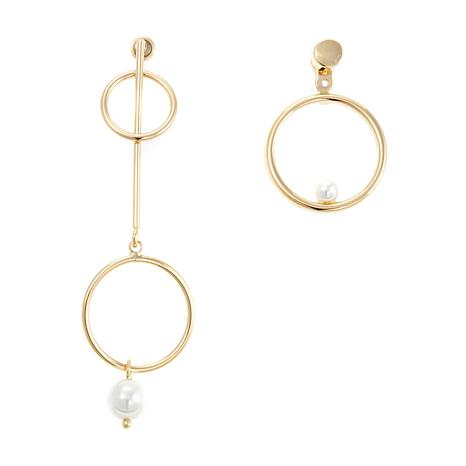 "Danielle Nicole ""Balance"" Mismatched Earrings"