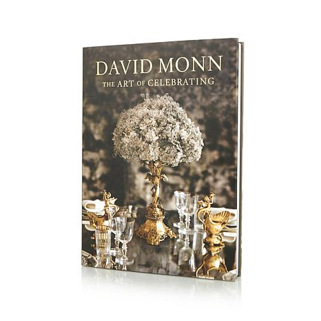 """David Monn: The Art of Celebrating"" Hand Signed Book"