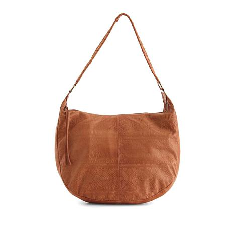 Day & Mood Loulou Leather Hobo