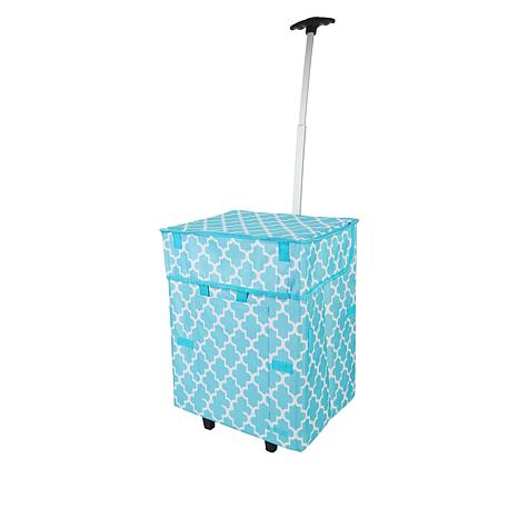 dbest Collapsible Smart Storage Cart - Large