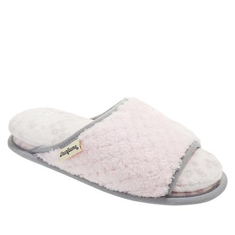 Dearfoams Comfort Slide Memory Foam Slipper