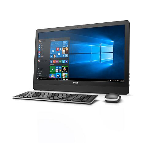 "Dell 23.8"" Touch Core i3 8GB/1TB Win 10 All-in-One PC"
