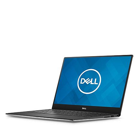 "Dell XPS 13.3"" Touch QHD+ 8GB RAM/128GB SSD Laptop with Software"