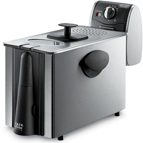 De'Longhi Dual Zone Deep Fryer - Stainless Steel