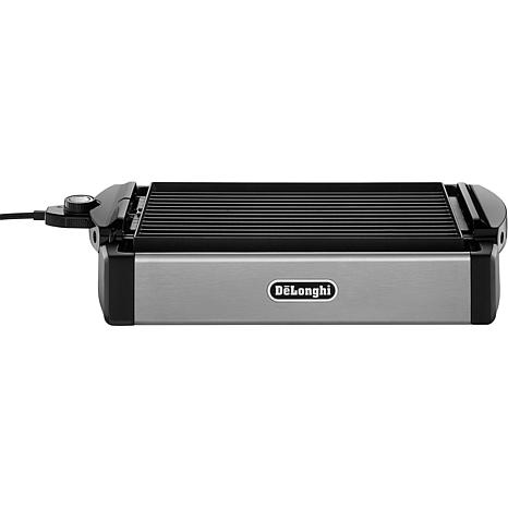 DeLonghi Indoor 2-in-1 Reversible Grill and Griddle