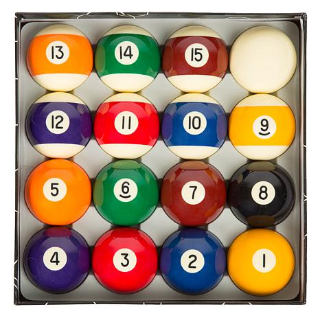 Deluxe Billiard Pool Ball Set