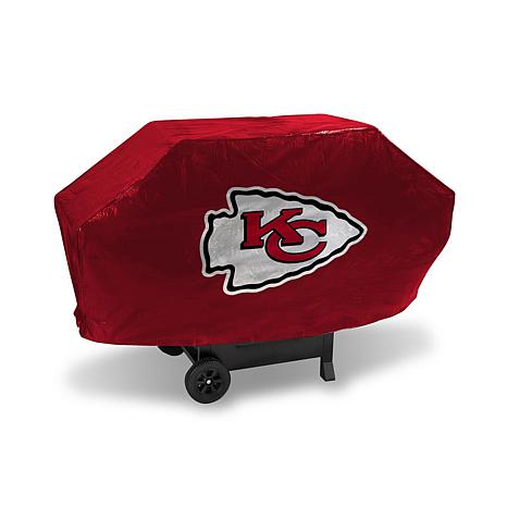 Deluxe Grill Cover - Kansas City Chiefs