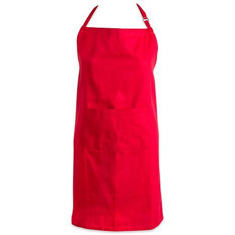 Design Imports Tango Red XL Chef Apron