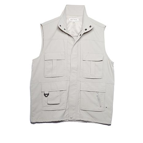 Destinations Men's 15-Pocket Travel Vest