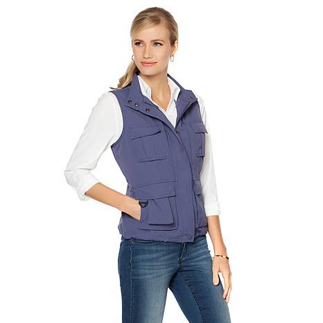 Destinations Women's 15-Pocket Travel Vest