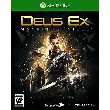 Deus Ex Mankind Launch - Xbox One
