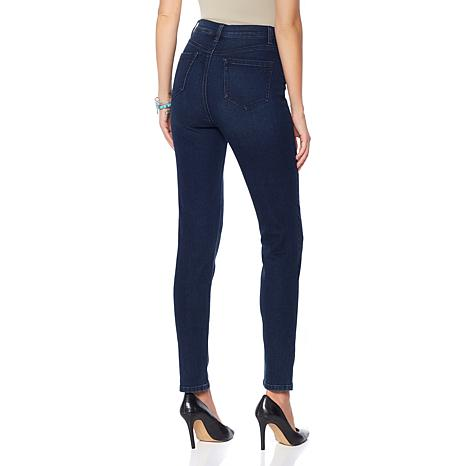 bf3930330dfd5 DG2 by Diane Gilman Virtual Stretch Skinny Jean - Basic Colors - 8439979    HSN