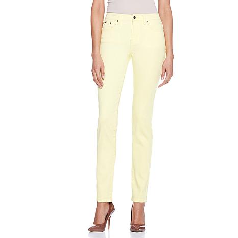 DG2 SuperStretch Denim Skinny Jean - Pastel