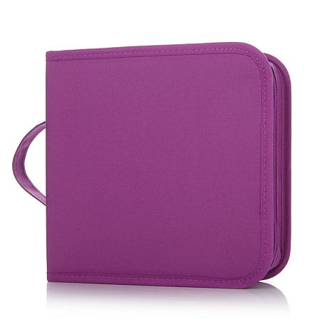 Diamond Press Zippered Case For Die & Stamp Storage