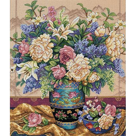 Dimensions Gold Cross Stitch Kit - Oriental Splendor